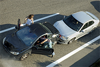 vehicle accident detroit